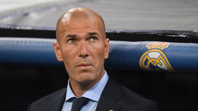 Quand Zidane compare la Liga et la Premier League — Real Madrid