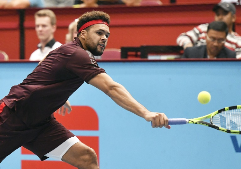 Tennis : finale franco-française à Vienne entre Tsonga et Pouille