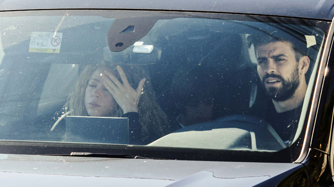 Shakira : La dispute de trop avec Gerard Piqué ?