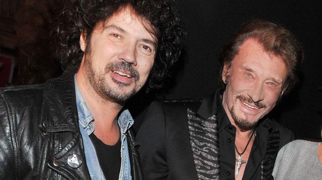 Son ami Yarol Poupaud donne des nouvelles — Johnny Hallyday malade
