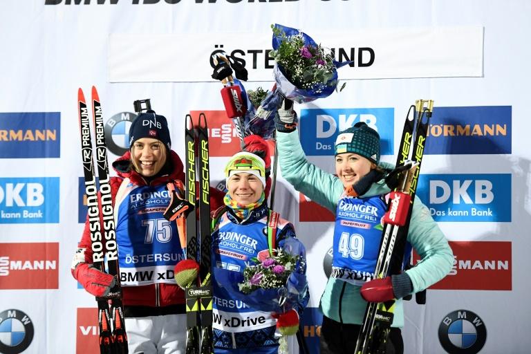 La gagne pour Skardino, Braisaz placée à Östersund