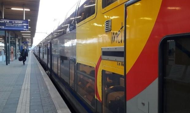 Agression au couteau dans un TER Luxembourg-Metz