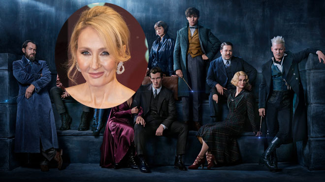 Johnny Depp accusé de violences conjugales : JK Rowling prend sa défense