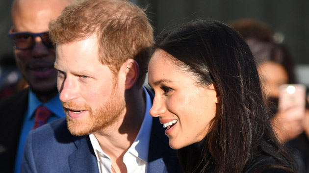 GB: le prince Harry épousera Meghan Markle le 19 mai (officiel)