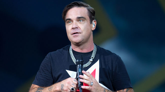Robbie Williams en soins intensifs: