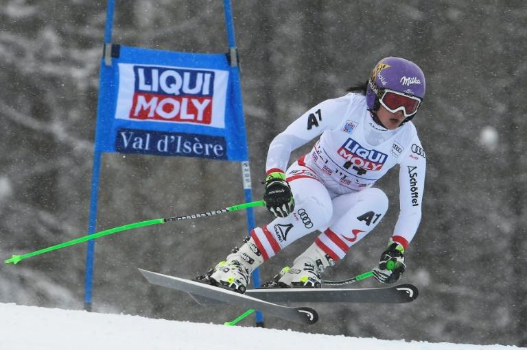 Super-G : Vonn met fin à sa disette à Val d'Isère