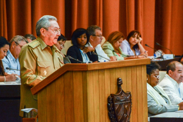 Raul Castro quittera la présidence en avril 2018 — Cuba