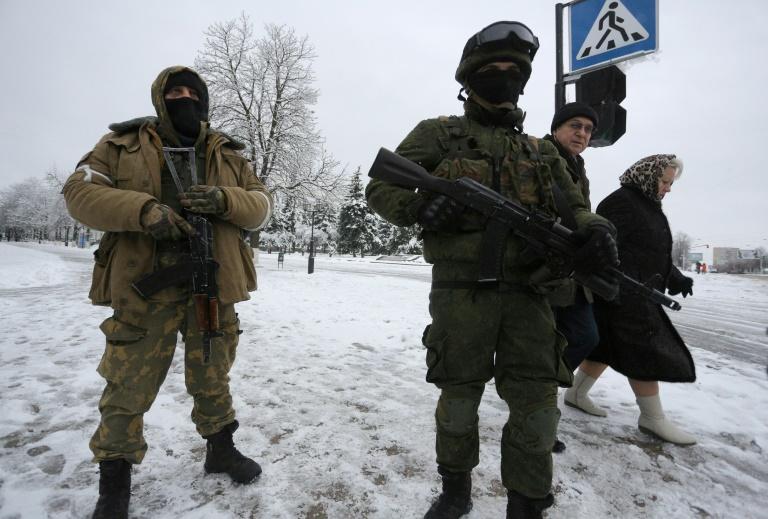 Ukraine : regain de tension entre Moscou et Washington
