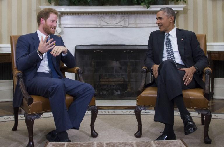 Obama invité au mariage du prince Harry ? Le gouvernement britannique s'inquiète