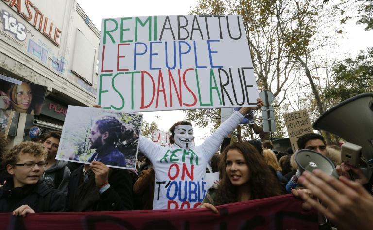 Mort de Rémi Fraisse : ordonnance de non-lieu en faveur du gendarme
