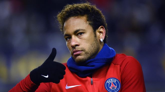 Le groupe parisien avec Neymar, toujours sans Pastore et Motta — PSG / Dijon