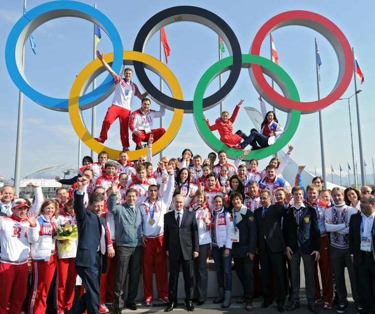 111 sportifs russes sur 500 retenus provisoirement — Russie
