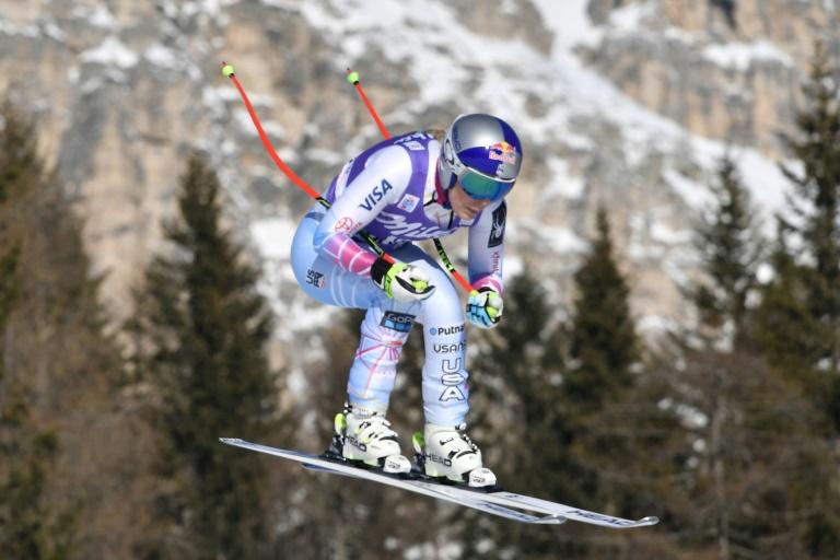 Cortina-Descente (D): Goggia devant les Américaines