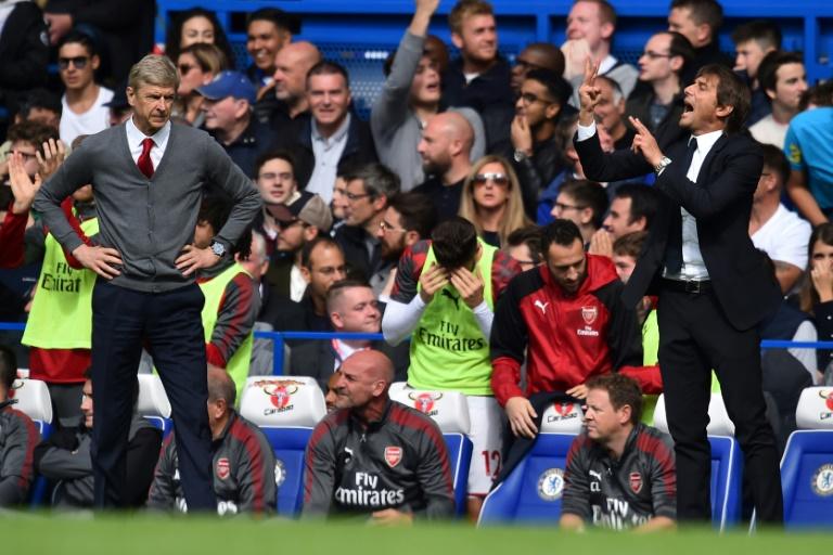 Wenger satisfait du premier match d'Aubameyang — Angleterre Arsenal