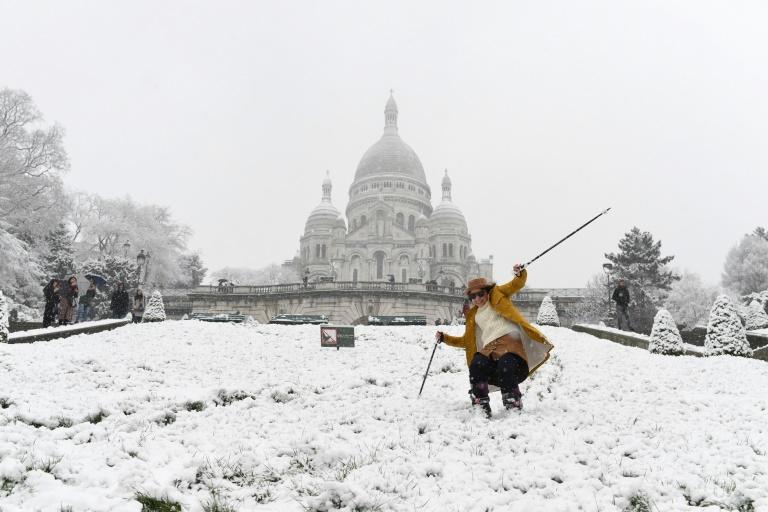 La situation et les prévisions pour les prochaines heures — Neige et verglas