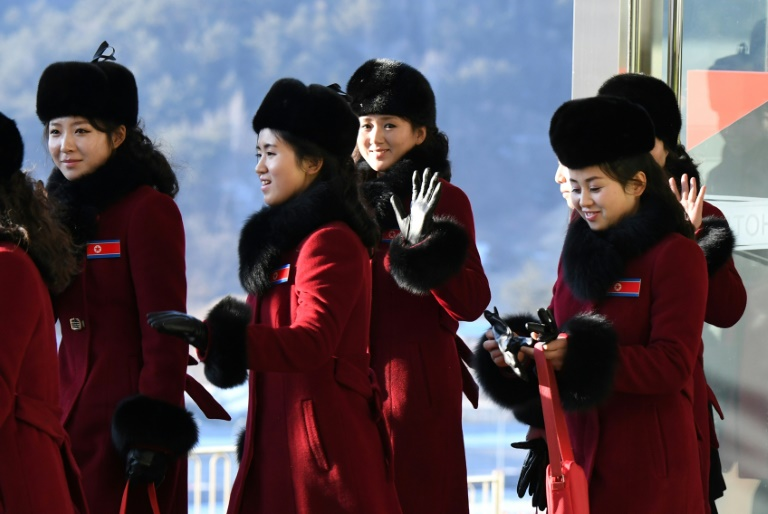 La soeur de Kim Jong-Un assistera à l'ouverture