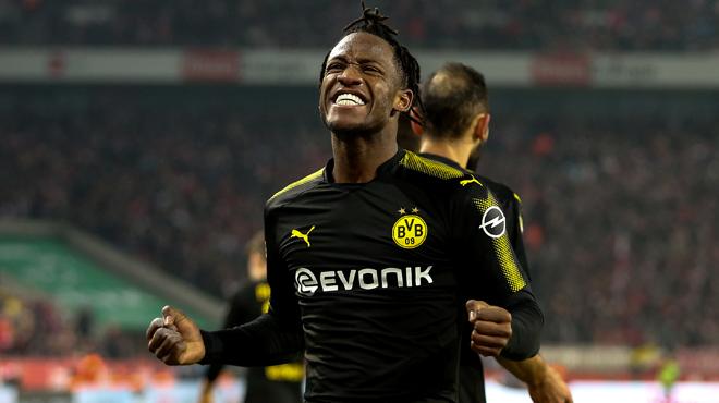 Dortmund : une prolongation pour Batshuayi ?