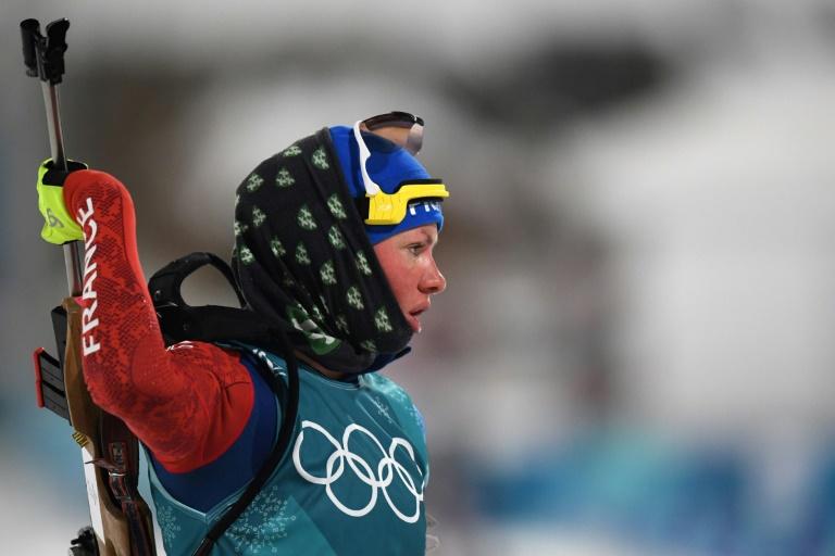 Fauconnet en finale sur 1 500m — Short track