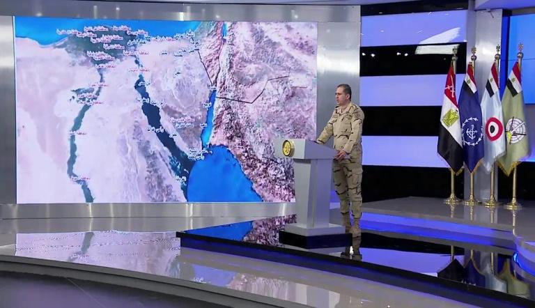16 jihadistes tués et 34 arrêtés dans l'opération antijihadistes au Sinaï — Egypte