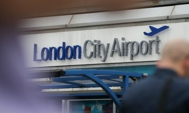 London-City fermé à cause d'une vieille bombe
