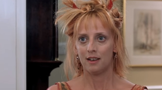 L'actrice Emma Chambers (