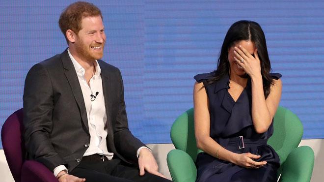 Meghan Markle vole la vedette à Kate et William
