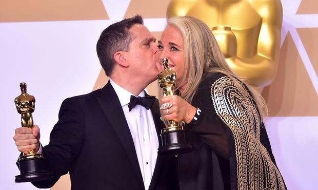 Frances McDormand s'est fait voler brièvement son Oscar