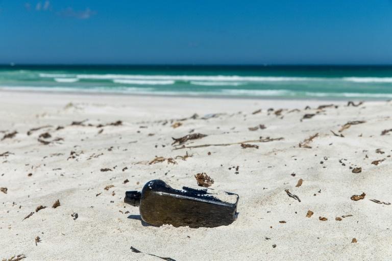 Le plus ancien message dans une bouteille retrouvé en Australie