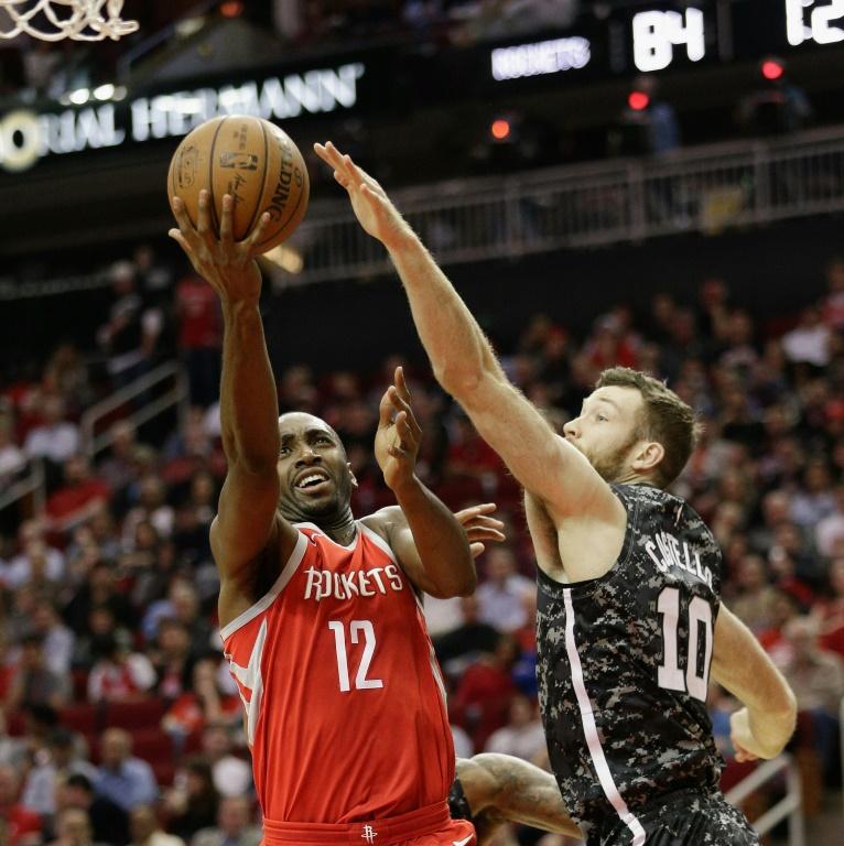 Houston déjà qualifié pour les play-off — NBA