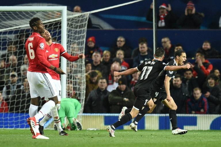 Manchester United / FC Séville (Retour)