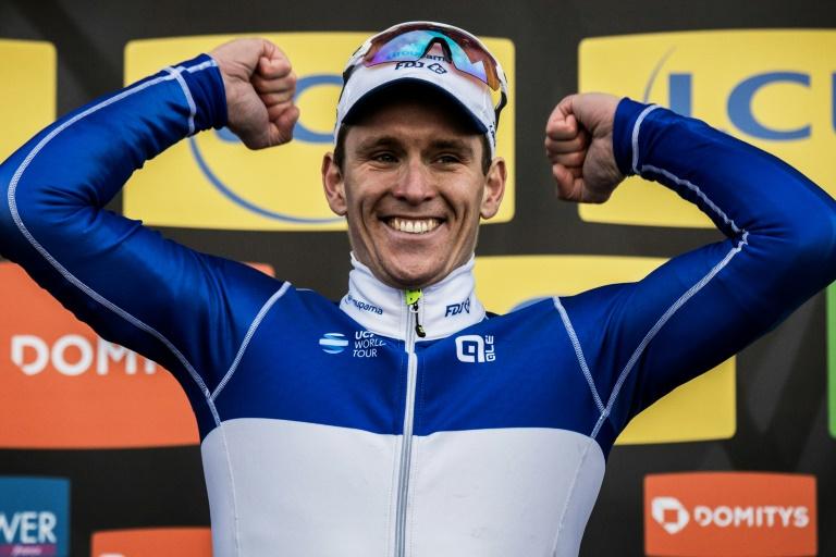 Le sprinteur beauvaisien Arnaud Démare à la troisième place — Milan-San Remo