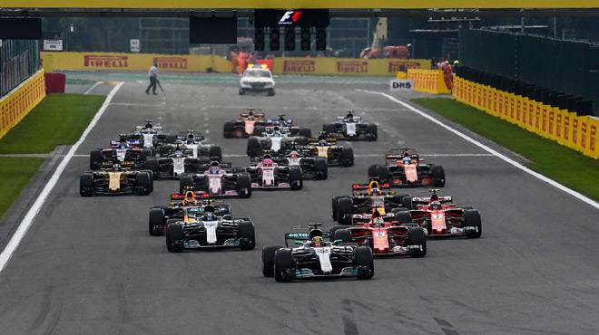 Netflix produira une série sur la saison 2018 de Formule 1