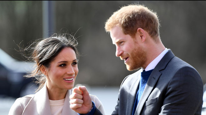 Royaume-Uni : mariage du prince Harry le 19 mai