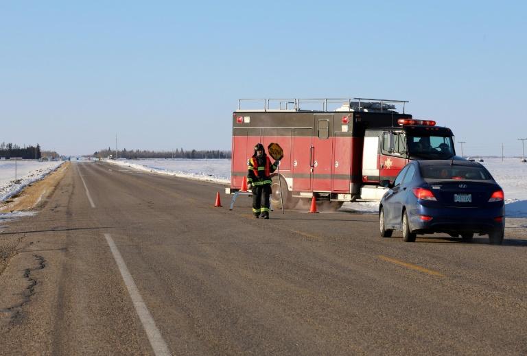 14 morts au moins dans un accident de bus au Canada