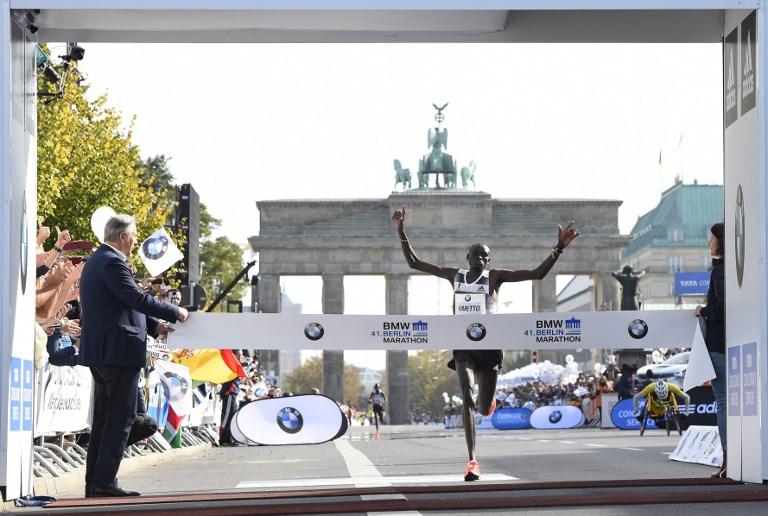 La police déjoue un attentat prévu lors du semi-marathon — Berlin