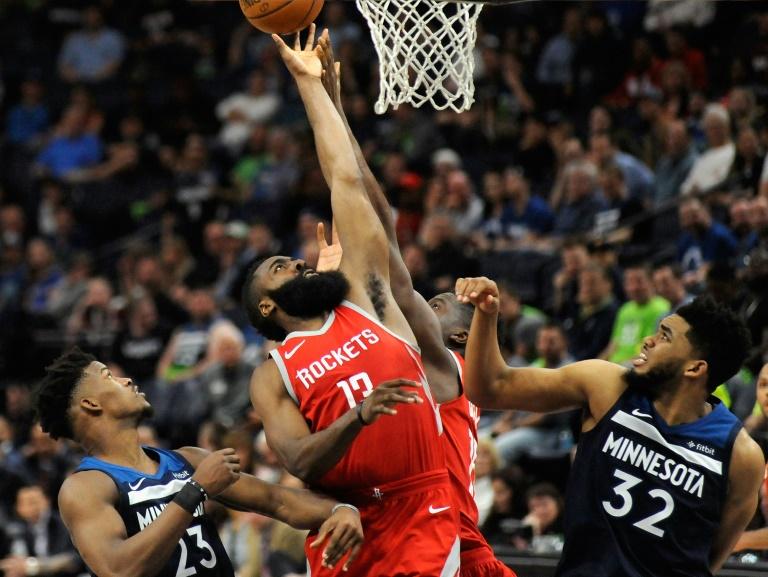 Utah et Houston font le break — NBA