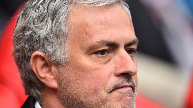 Mourinho se défend pour Salah — Manchester United