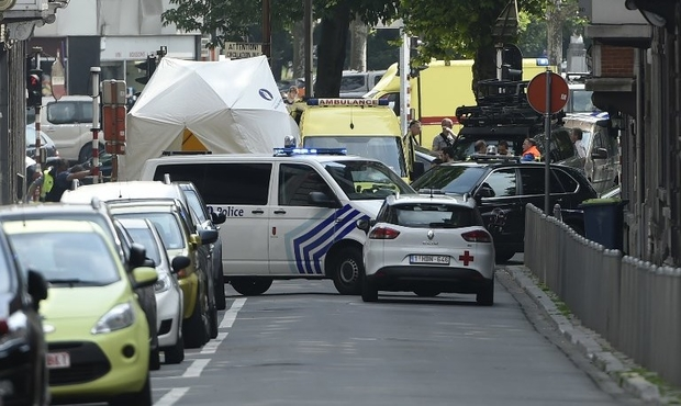 Un homme tue deux policiers et un passant avant d'être neutralisé — Liège