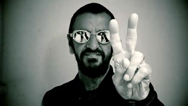 With Little Help From Its Friends Peace >> Rtl Today Beatlemania Ringo Starr Comes To The Rockhal On 4 July