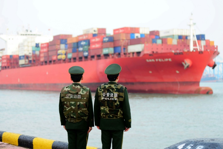 Nouvelle salve de taxes de Trump contre la Chine — Guerre commerciale