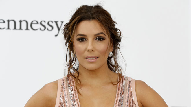 Photos tendres d'Eva Longoria avec son fils