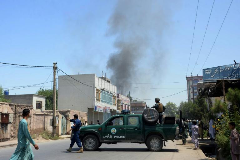 """Résultat de recherche d'images pour """"image d'attaque en Afghanistan le 31 juillet"""""""