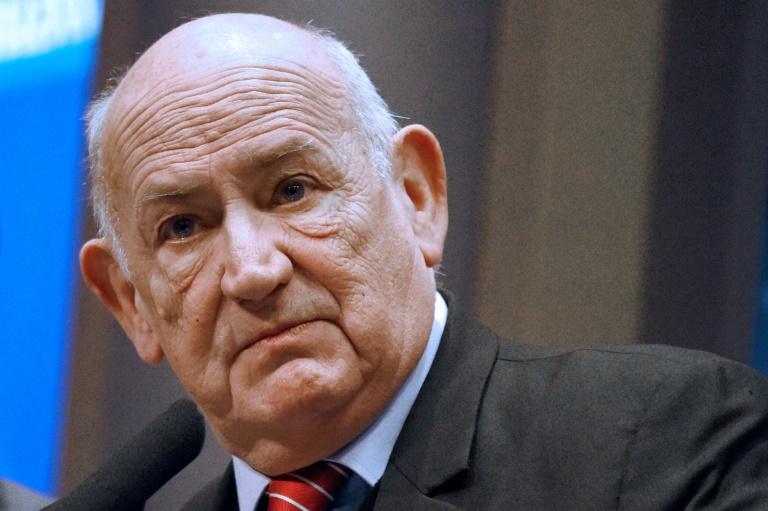 Mort de Pierre Camou, ancien président de la Fédération française de rugby