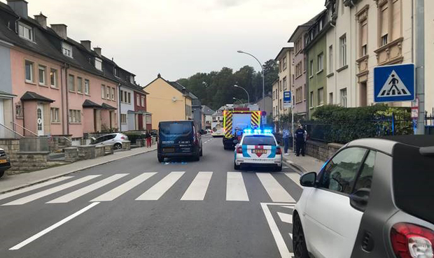 RTL Today - Accidents: Pedestrian and cyclist hit by cars Thursday