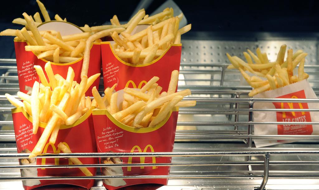 McDonald's n'a pas reçu d'aide illégale du Luxembourg, dit la CE
