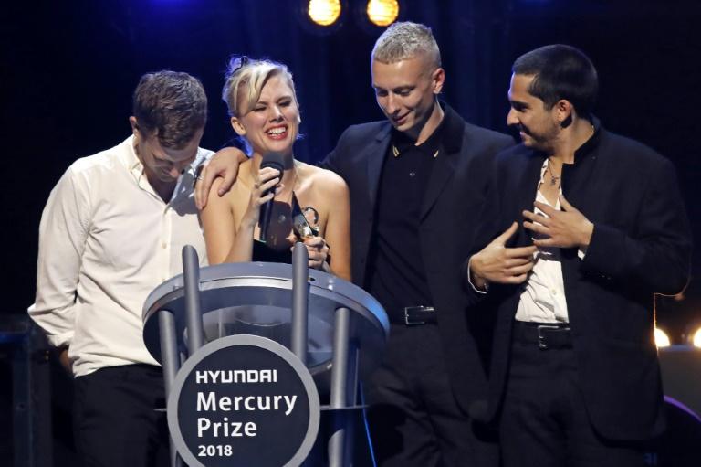 Wolf Alice crée la surprise et remporte le Mercury Prize