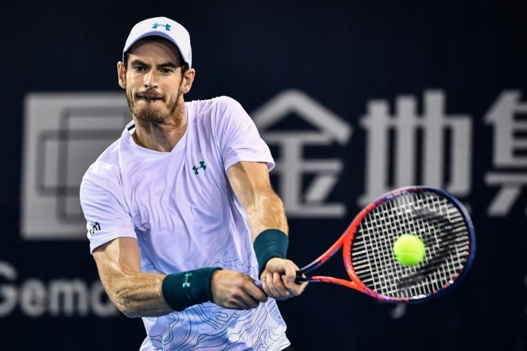 ATP Shenzen: Andy Murray éliminé en quarts de finale