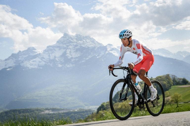 Bernal prolonge 5 ans avec la Sky - Fil Info - Cyclisme