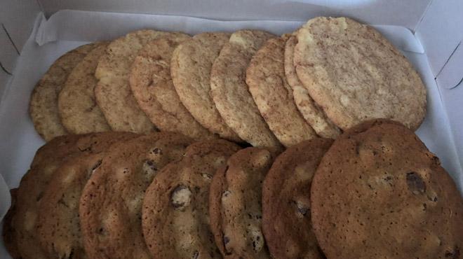 En Californie, des étudiants auraient consommé des cookies contenant des restes humains