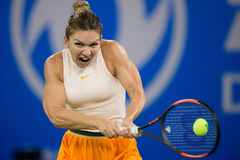 Simona Halep forfait — Masters WTA